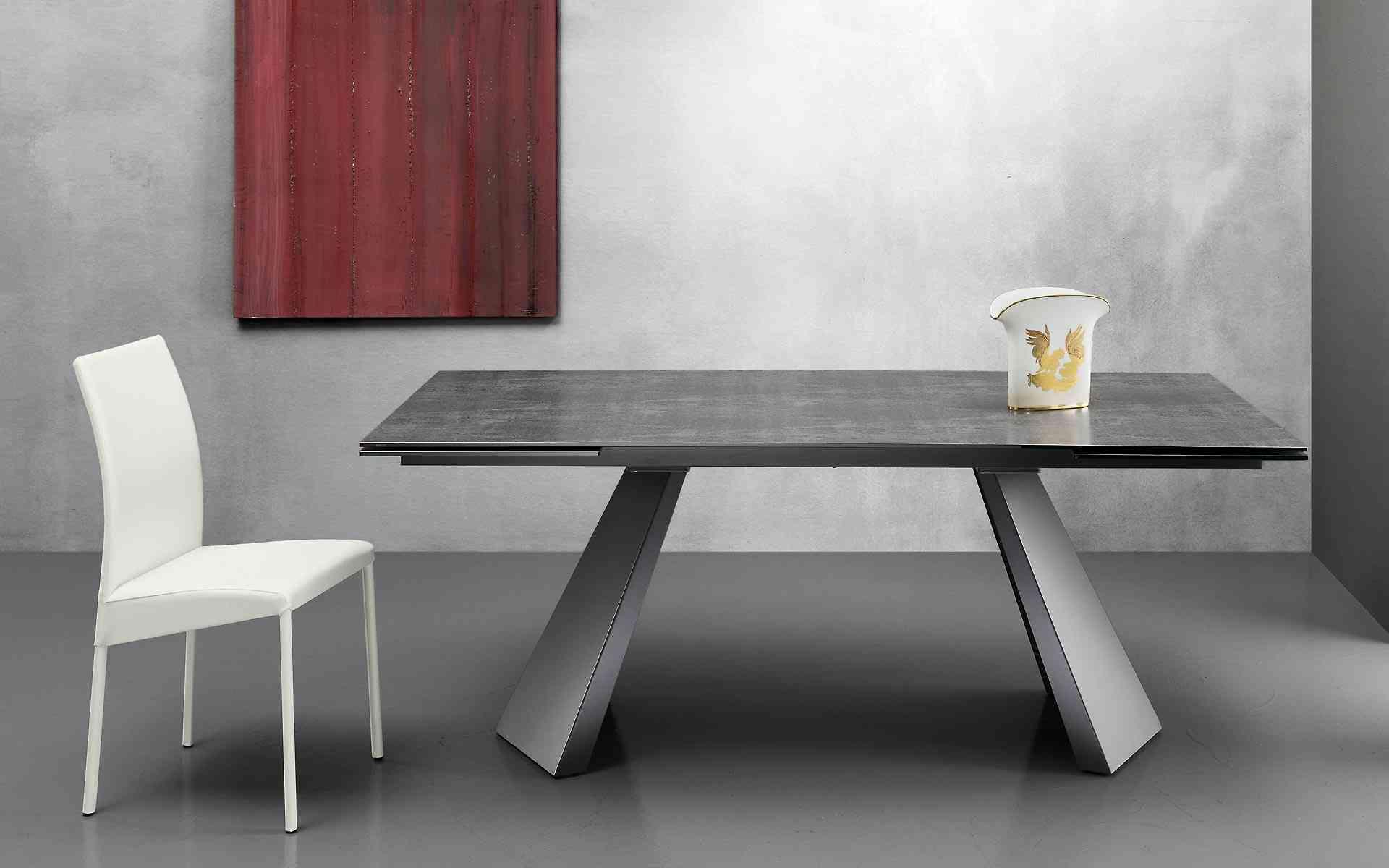 Eurosedia sedie sgabelli tavoli home office for Sedie in ferro design